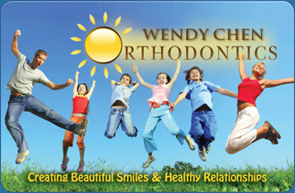 Wendy Chen Orthodontics photo link to patient rewards hub